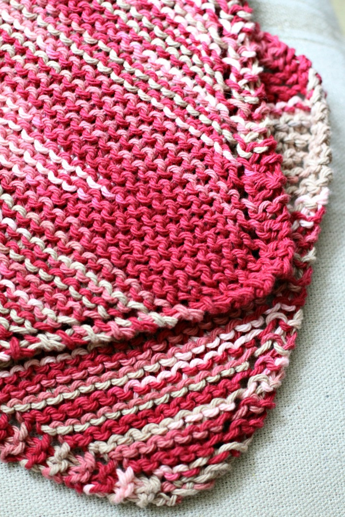 Knitted Dishcloth Best Of How to Make Granny S Favorite Dishcloth Of Gorgeous 46 Photos Knitted Dishcloth