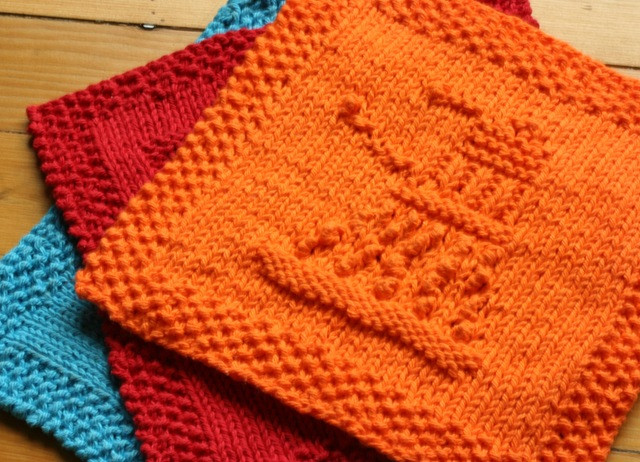 Knitted Dishcloth Best Of Secret Knitting Part E Doctor who Dishcloths Mirror Of Gorgeous 46 Photos Knitted Dishcloth