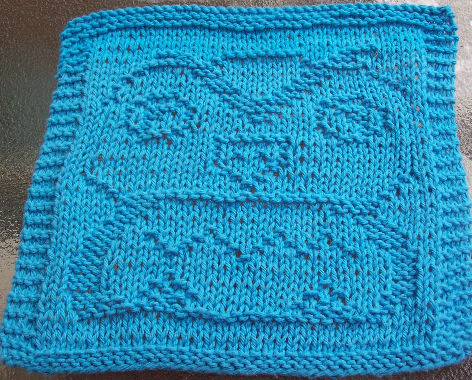 Knitted Dishcloth Patterns Fresh Knit Patterns for Dishcloths Of Brilliant 47 Pics Knitted Dishcloth Patterns