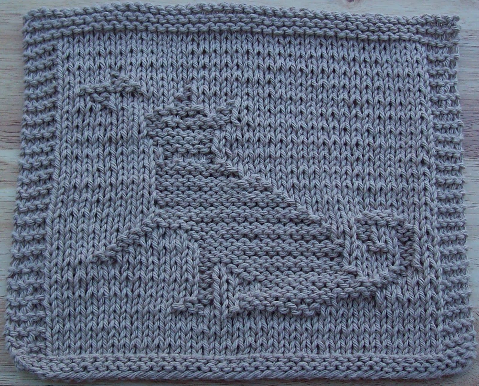 Knitted Dishcloth Patterns Lovely Free Knitted Dishcloth Patterns Of Animals Of Brilliant 47 Pics Knitted Dishcloth Patterns