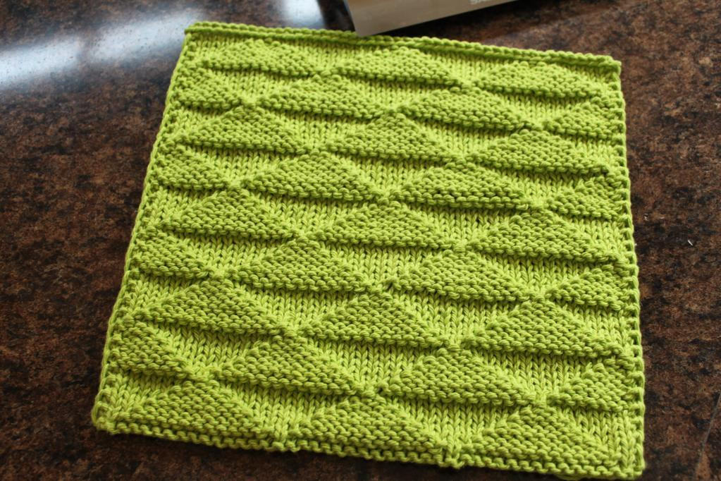 Knitted Dishcloth Patterns New 10 Quick Knitted Dishcloth Patterns Of Brilliant 47 Pics Knitted Dishcloth Patterns