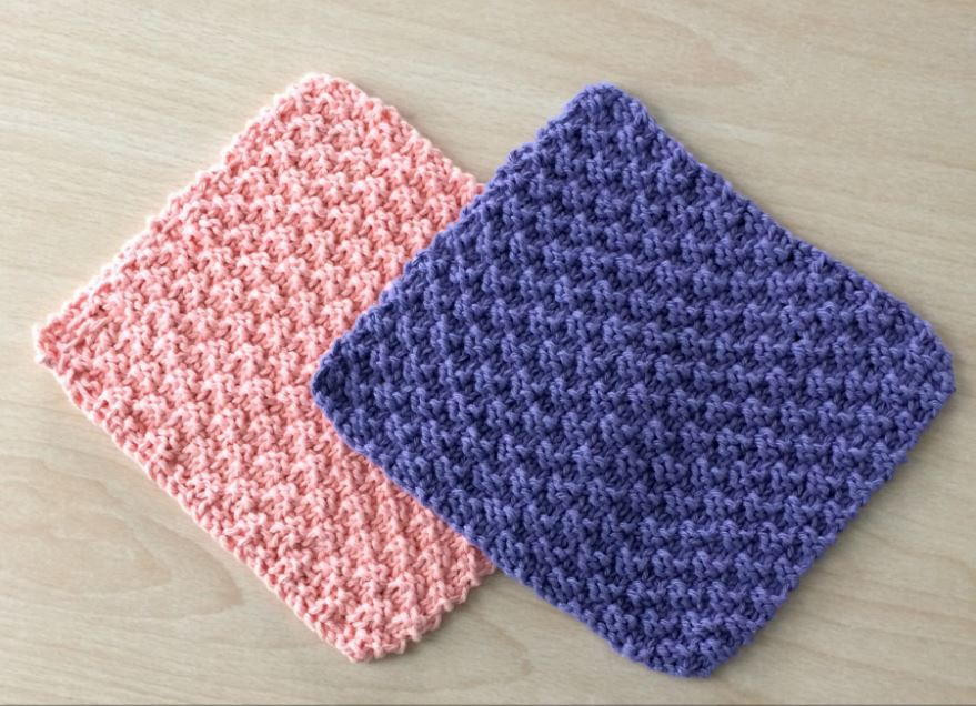 Knitted Dishcloth Patterns New Knit and Purl Dishcloths Of Brilliant 47 Pics Knitted Dishcloth Patterns