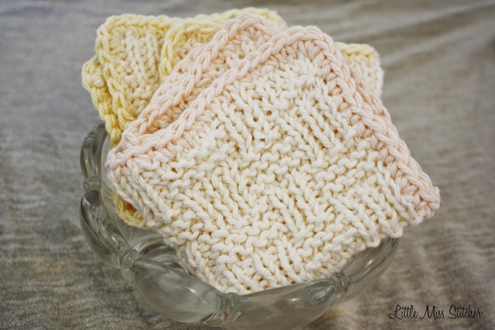 Knitted Dishcloth Unique Little Miss Stitcher 5 Free Knit Dishcloth Patterns Of Gorgeous 46 Photos Knitted Dishcloth