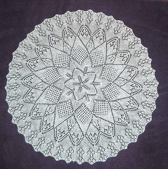 Knitted Doily Awesome 237 Best Images About Crochet Doilies On Pinterest Of Adorable 43 Ideas Knitted Doily