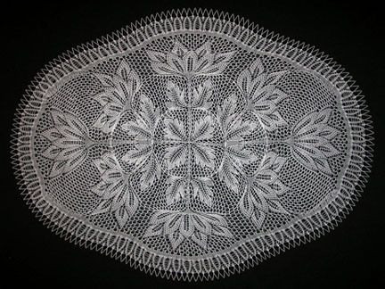 Knitted Doily Beautiful 1000 Images About Knitted Doilies On Pinterest Of Adorable 43 Ideas Knitted Doily