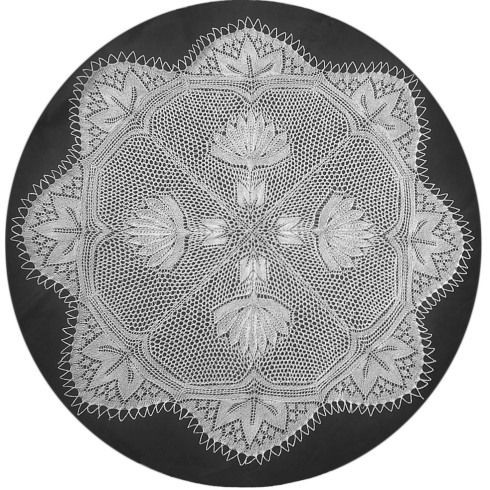 Knitted Doily Best Of 1000 Images About Knitted Doilies On Pinterest Of Adorable 43 Ideas Knitted Doily