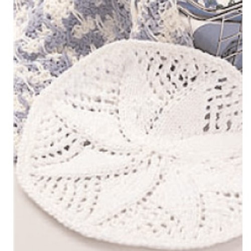 Free Doily Dishcloth Knit Pattern