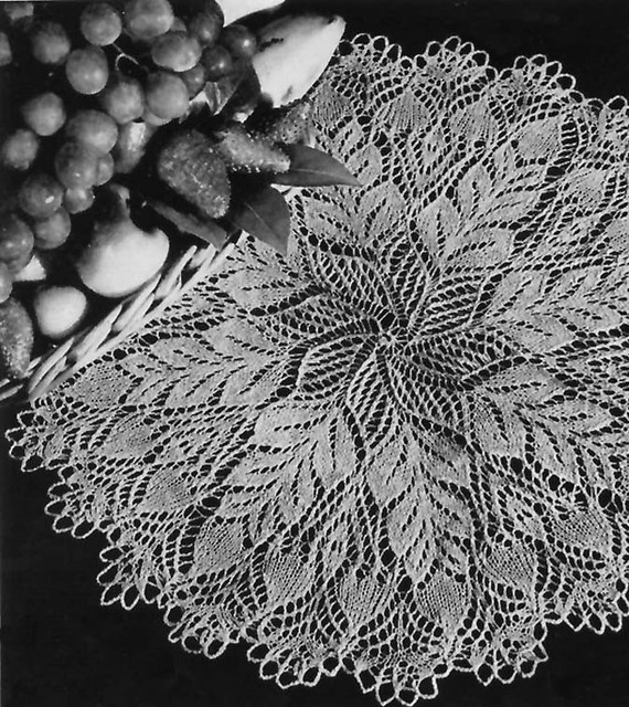 Knitted Doily Elegant Knit Doily Patterns Of Adorable 43 Ideas Knitted Doily