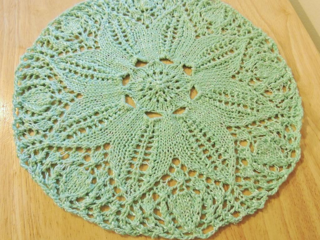 Knitted Doily Elegant Knitted Placemats for Your Kitchen Table Craftsy Of Adorable 43 Ideas Knitted Doily
