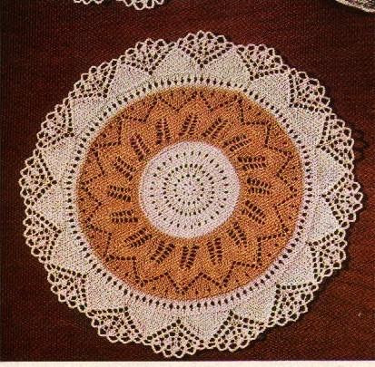 Knitted Doily Fresh Vintage – Freedesigns Of Adorable 43 Ideas Knitted Doily
