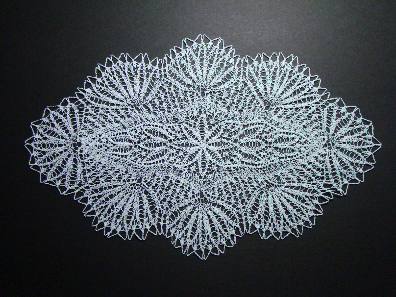 Knitted Doily Inspirational Knackful Knitter Knitted Doilies Of Adorable 43 Ideas Knitted Doily