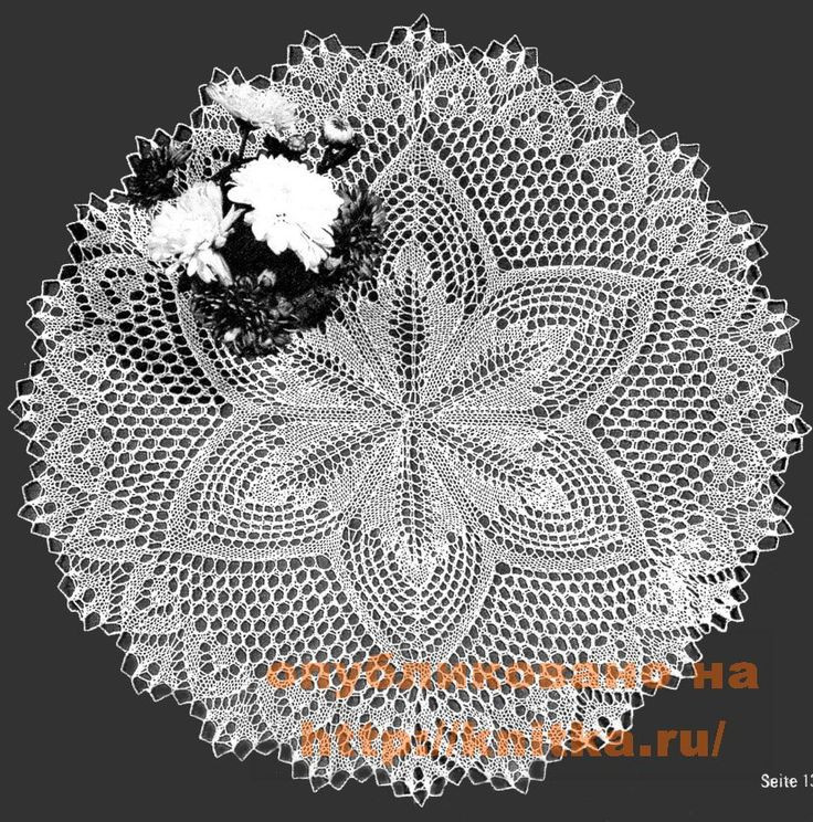 Knitted Doily Lovely 17 Best Images About Doilies and Vintage Lace Patterns On Of Adorable 43 Ideas Knitted Doily