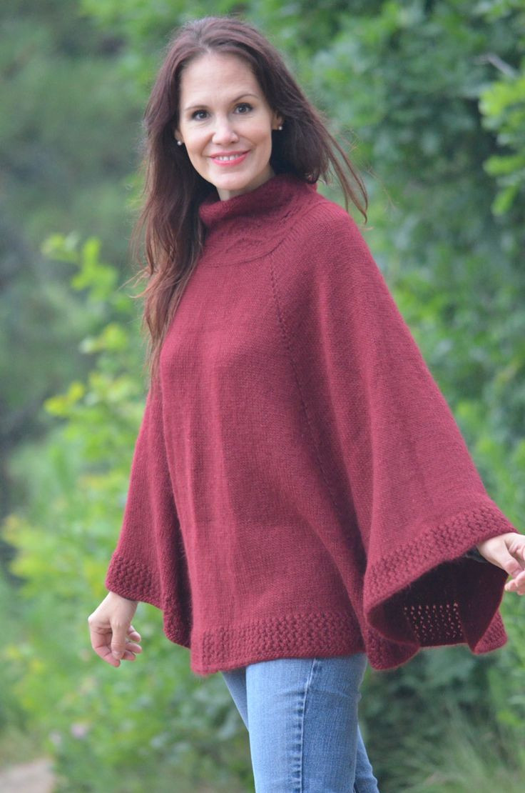 Knitted Poncho Best Of 532 Best Images About Knitting Poncho Capelet On Of Amazing 49 Photos Knitted Poncho