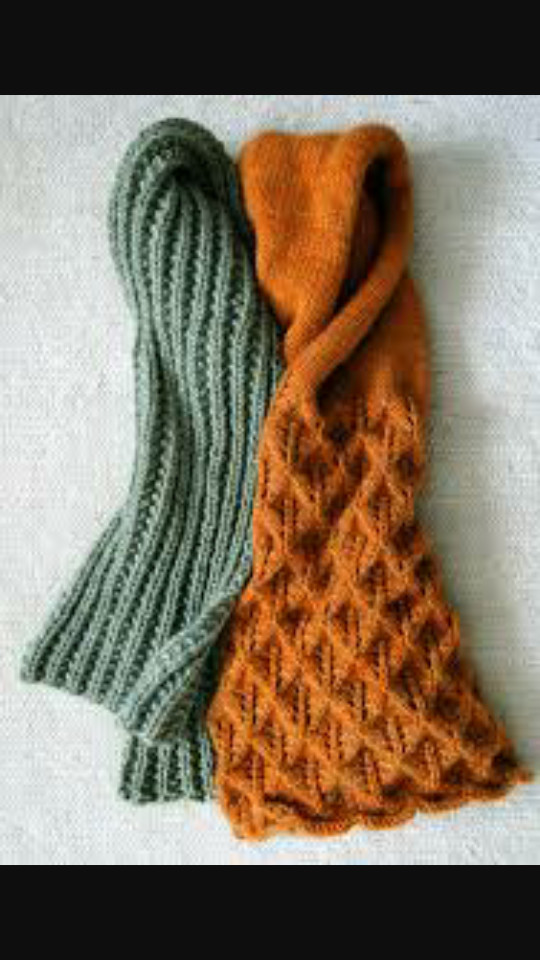 Knitted Scarf Elegant How to Knit A Scarf 12 Steps with Wikihow Of Great 41 Ideas Knitted Scarf