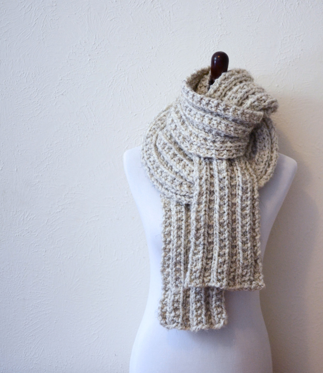 Knitted Scarf Luxury Chunky Knit Scarf Hand Knitted Scarf Chunky by Of Great 41 Ideas Knitted Scarf