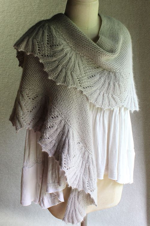 Knitted Shawl Beautiful 1000 Images About Knitting Shawls On Pinterest Of Fresh 47 Pics Knitted Shawl