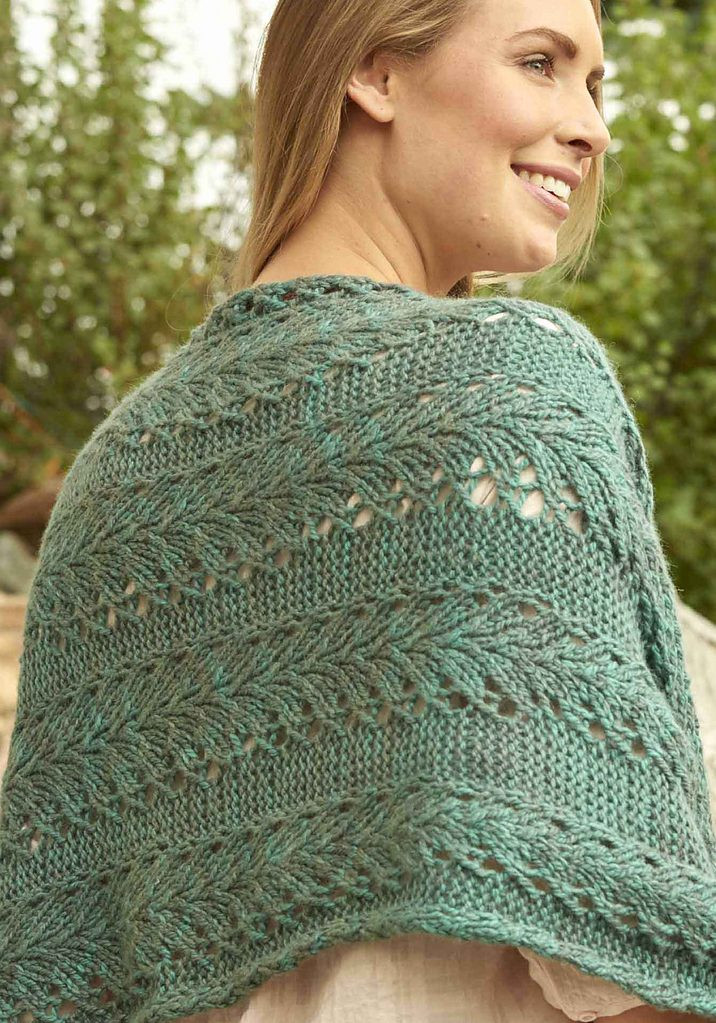 Knitted Shawl Beautiful Shawls for Bulky Yarn Knitting Patterns Of Fresh 47 Pics Knitted Shawl