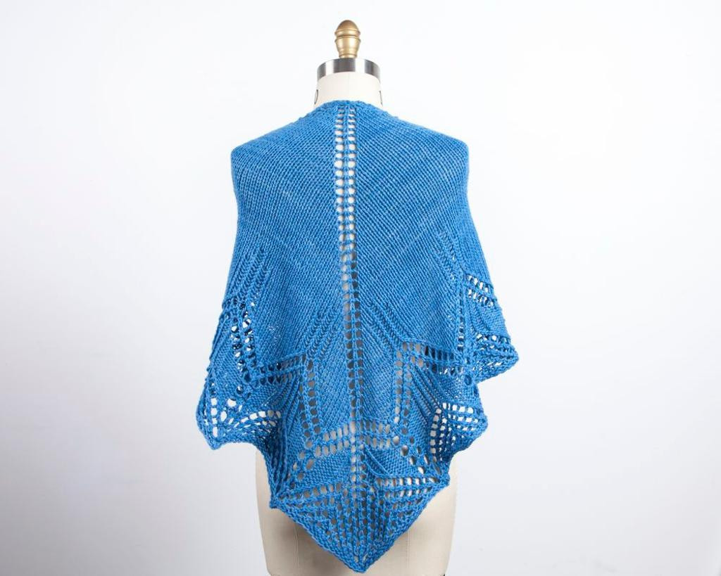 Knitted Shawl Inspirational Choosing the Best Yarn for Your Shawl Knitting Project Of Fresh 47 Pics Knitted Shawl