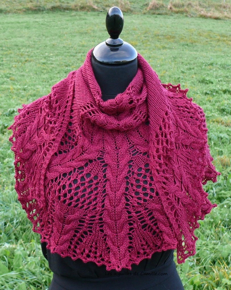 Knitted Shawl Unique Croeso Knit Shawl Of Fresh 47 Pics Knitted Shawl