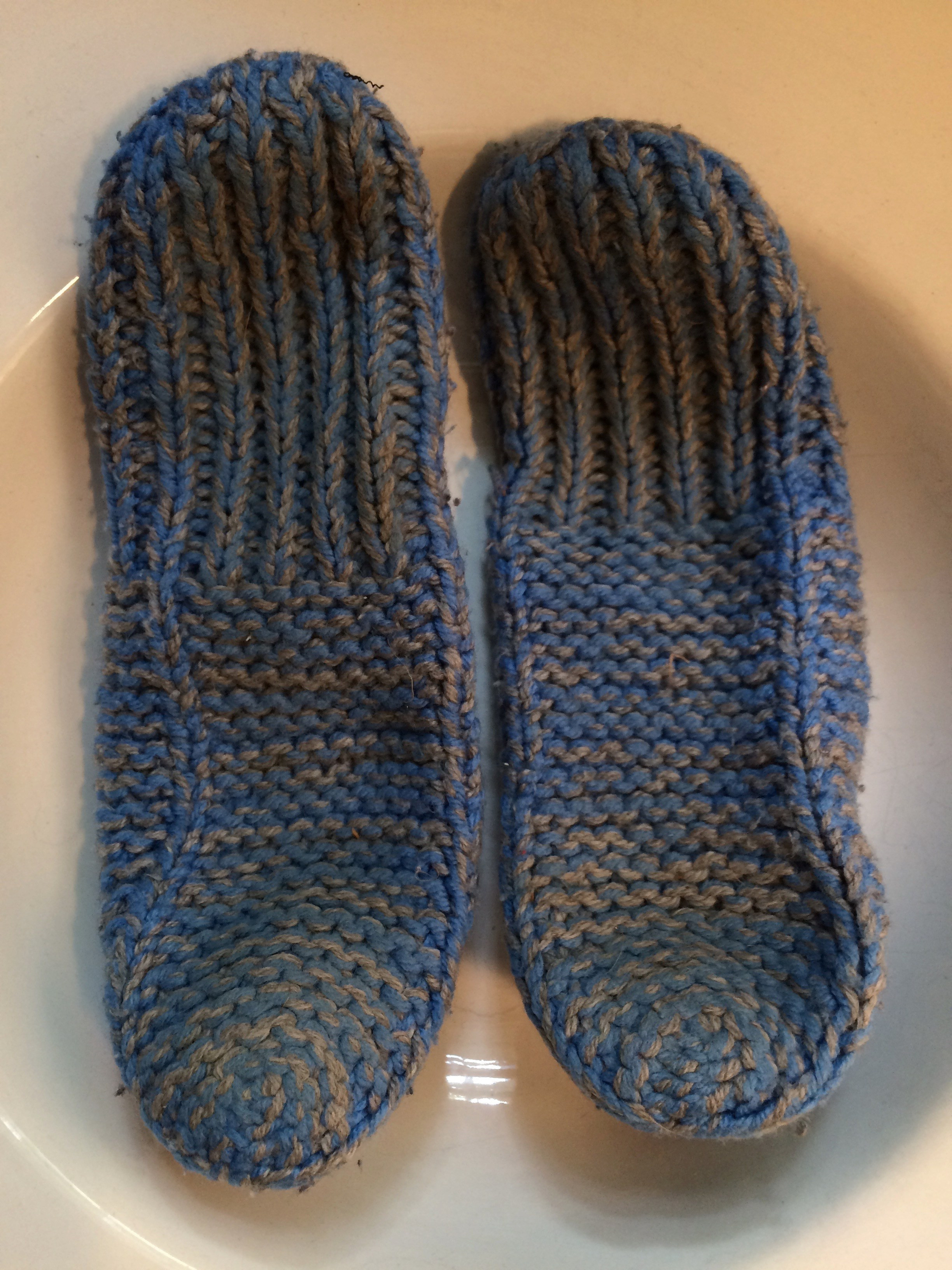 Knitted Slippers Beautiful Beginner's Knitting – Slipper Pattern Identification Of New 42 Photos Knitted Slippers