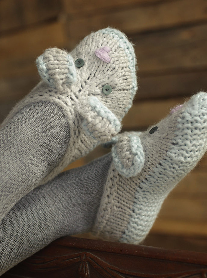 Knitted Slippers Fresh Bunny Rabbit Knitting Patterns Of New 42 Photos Knitted Slippers