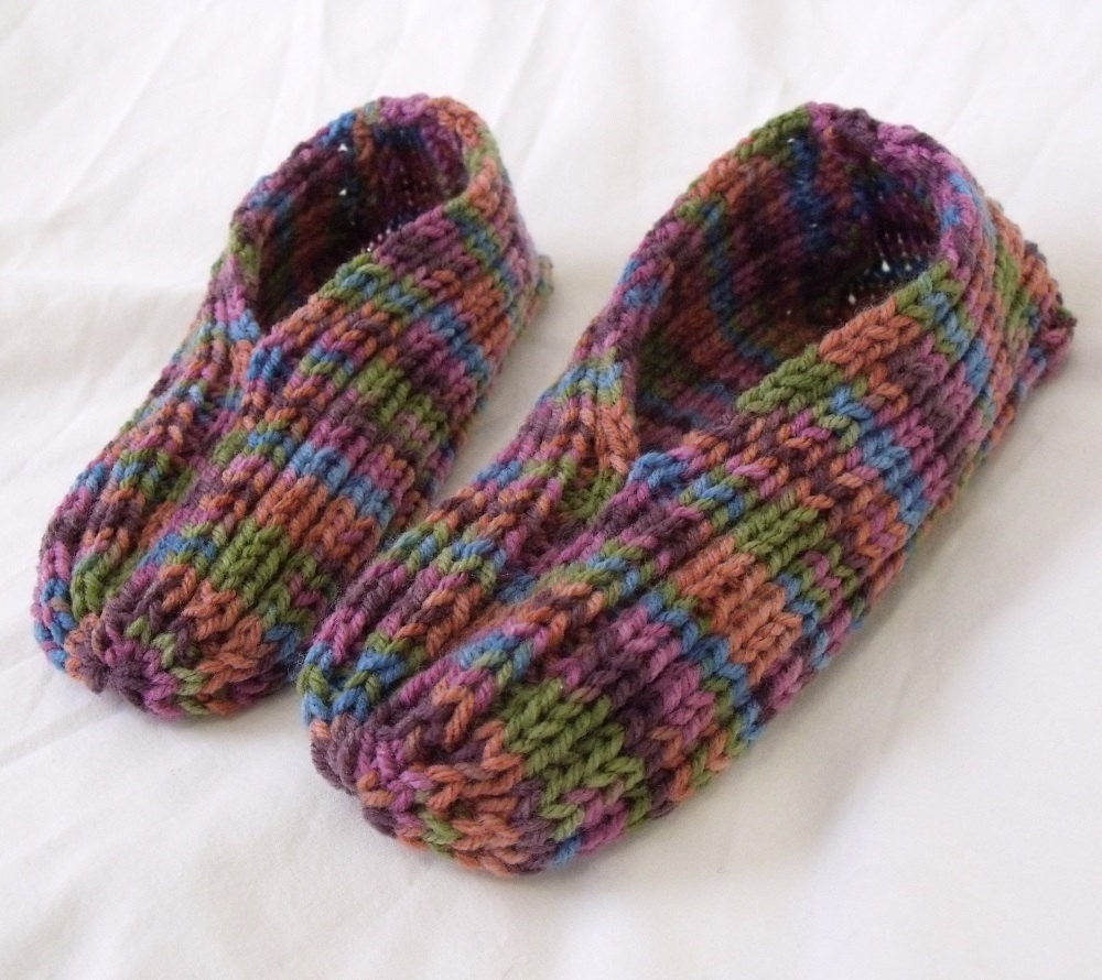 Knitted Slippers Lovely Knitted Slipper Patterns Of New 42 Photos Knitted Slippers