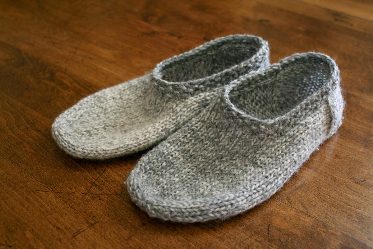 Knitted Slippers Lovely Sam Lamb south Marysburgh Slippers Of New 42 Photos Knitted Slippers