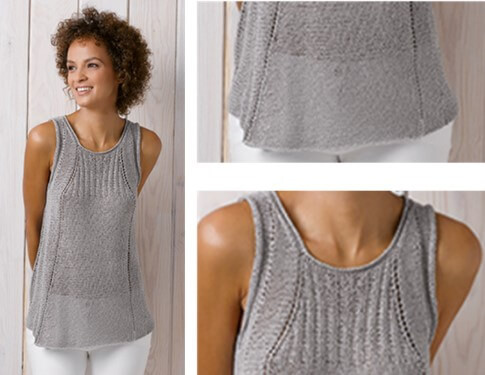 Knitted Summer tops Best Of Knit Katia Summer top [free Pattern] Of Attractive 48 Ideas Knitted Summer tops