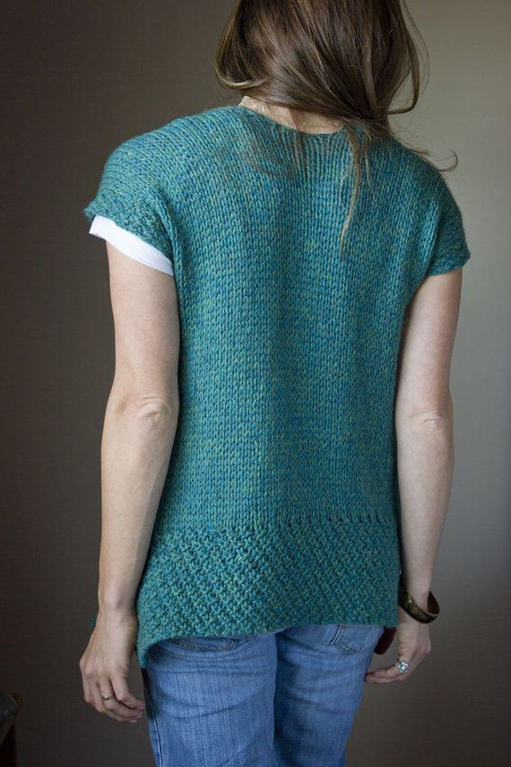 95 best images about Knitting Summer Tops on Pinterest