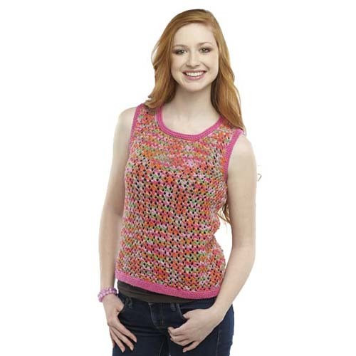 Knitted Summer tops Luxury Colorful Summer Days Knit Tank top Pattern Of Attractive 48 Ideas Knitted Summer tops