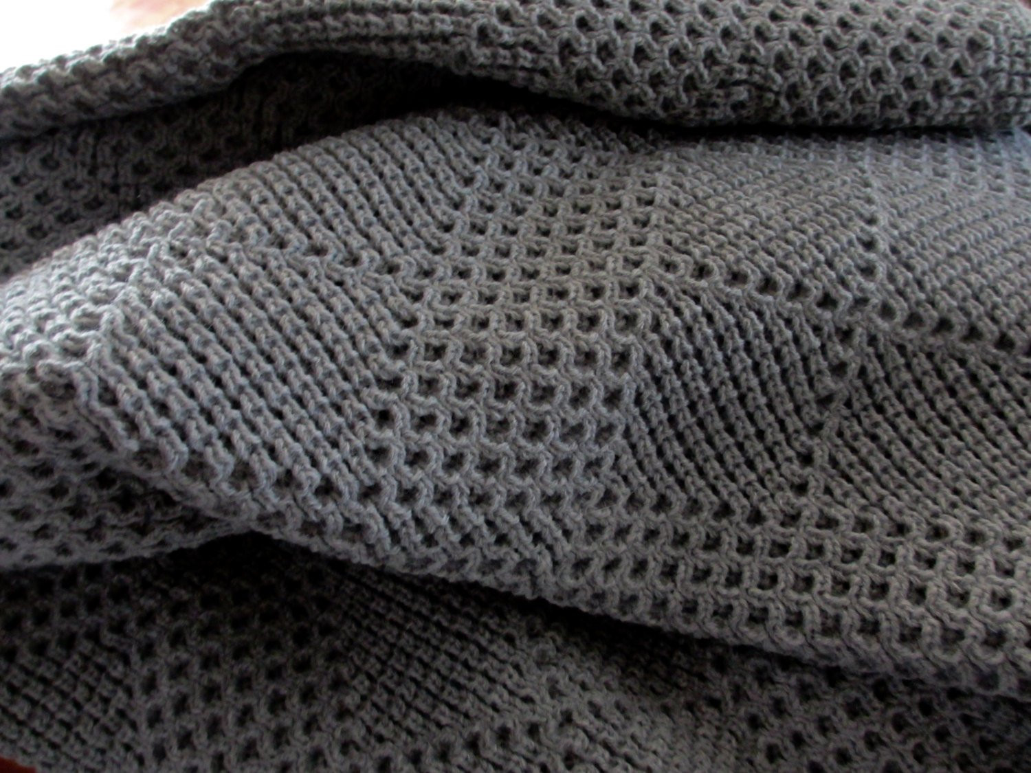 Knitted Throw Luxury Knitted Afghan Throw Blanket Medium Gray Of Wonderful 48 Images Knitted Throw