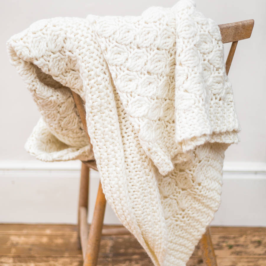 Knitted Throw New Chunky Cream Hand Knitted Blanket Throw by nordic Cottage Of Wonderful 48 Images Knitted Throw