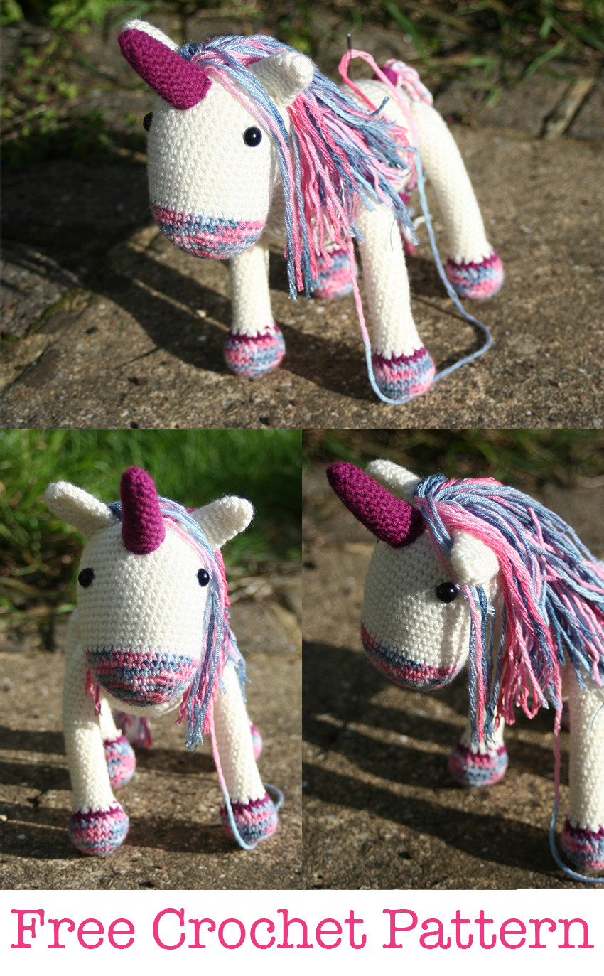 Knitted Unicorn Luxury Crochet Unicorn Pattern Bright & Colorful with Easy Of Amazing 40 Images Knitted Unicorn