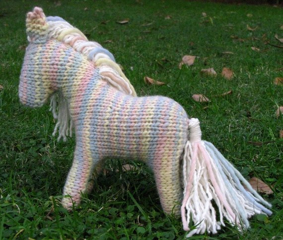 Knitted Unicorn New Shadow the Horse Knitting Pattern Waldorf toy Pdf Instant Of Amazing 40 Images Knitted Unicorn