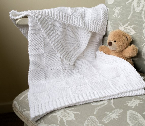 Knitting A Baby Blanket for Beginners Awesome Easy Baby Blanket Knitting Pattern Beginner Knitting Of Marvelous 48 Ideas Knitting A Baby Blanket for Beginners