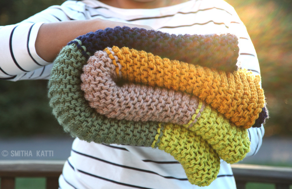Knitting A Baby Blanket for Beginners Best Of Cozy Colors Garter Stitch Blanket Of Marvelous 48 Ideas Knitting A Baby Blanket for Beginners