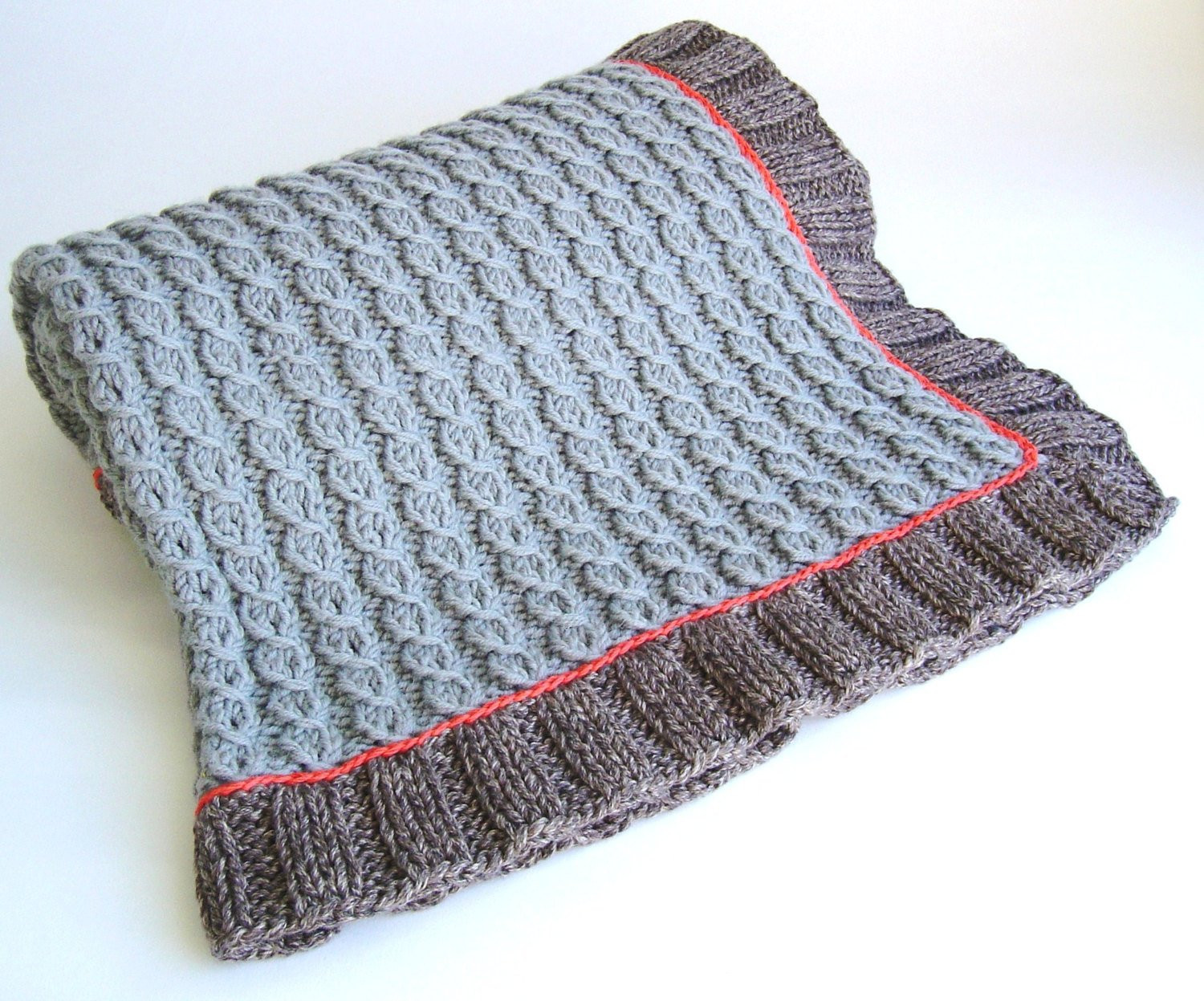 Knitting A Baby Blanket for Beginners New Knitting Pattern Mock Cable Baby Blanket Easy Knit Lap Blanket Of Marvelous 48 Ideas Knitting A Baby Blanket for Beginners