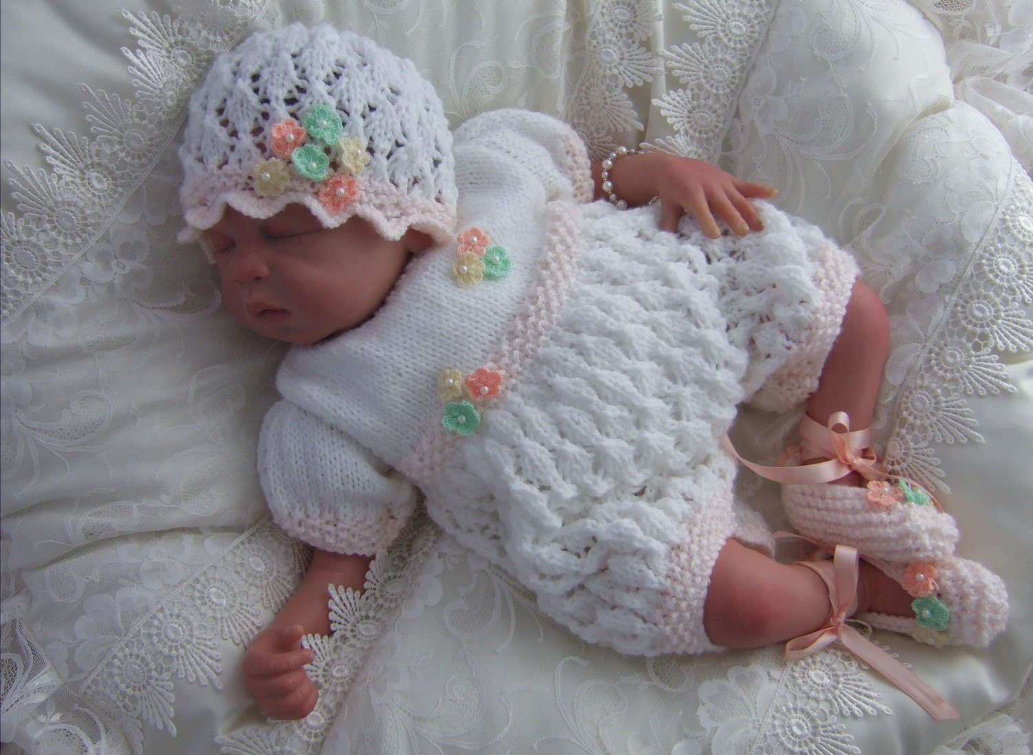 Knitting for Newborns Best Of Baby Knitting Pattern Amelia Reborn Baby Dolls Download Of Awesome 41 Images Knitting for Newborns