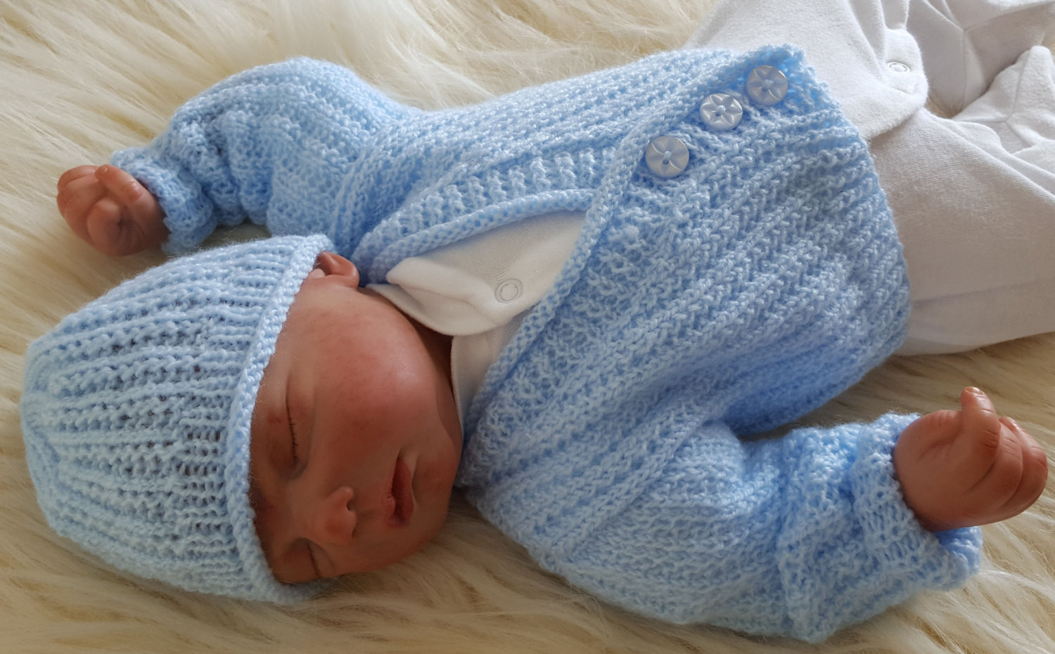Knitting for Newborns Unique Baby Knitting Pattern Boys or Reborn Dolls Sweater Set Of Awesome 41 Images Knitting for Newborns