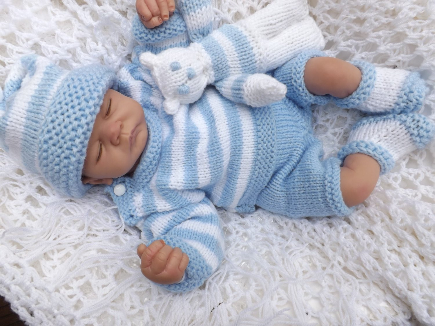 Knitting for Newborns Unique Baby Knitting Pattern Striped Sweater Pants Hat Booties Of Awesome 41 Images Knitting for Newborns