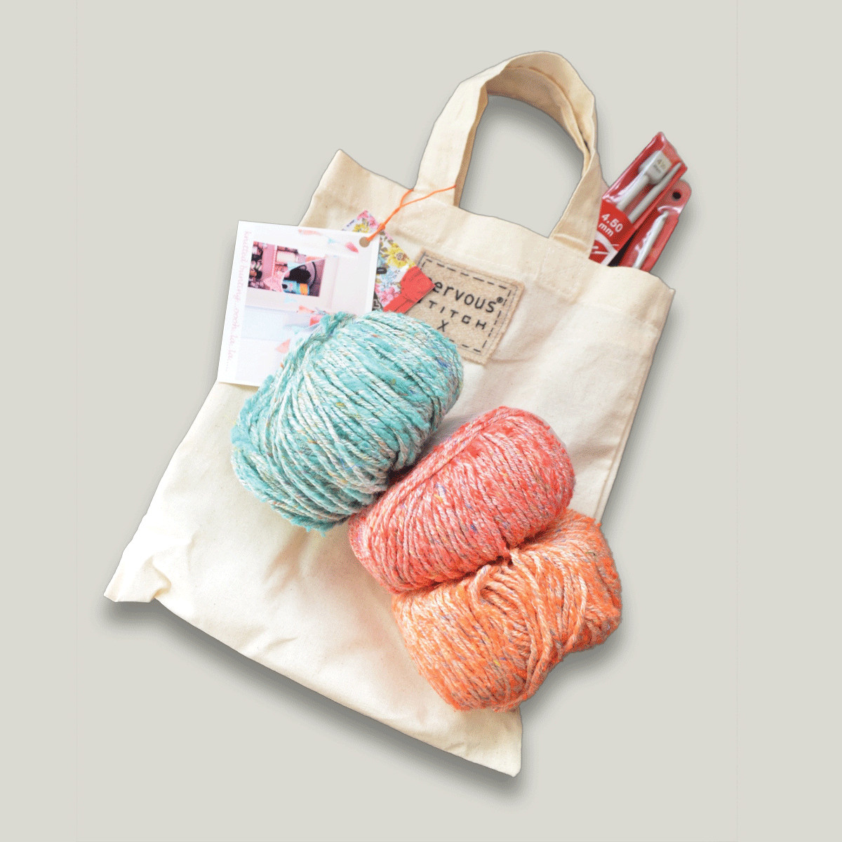 Knitting Kits Awesome Knit Your Own Bunting Knitting Kit In Bright Summer Of Perfect 44 Images Knitting Kits