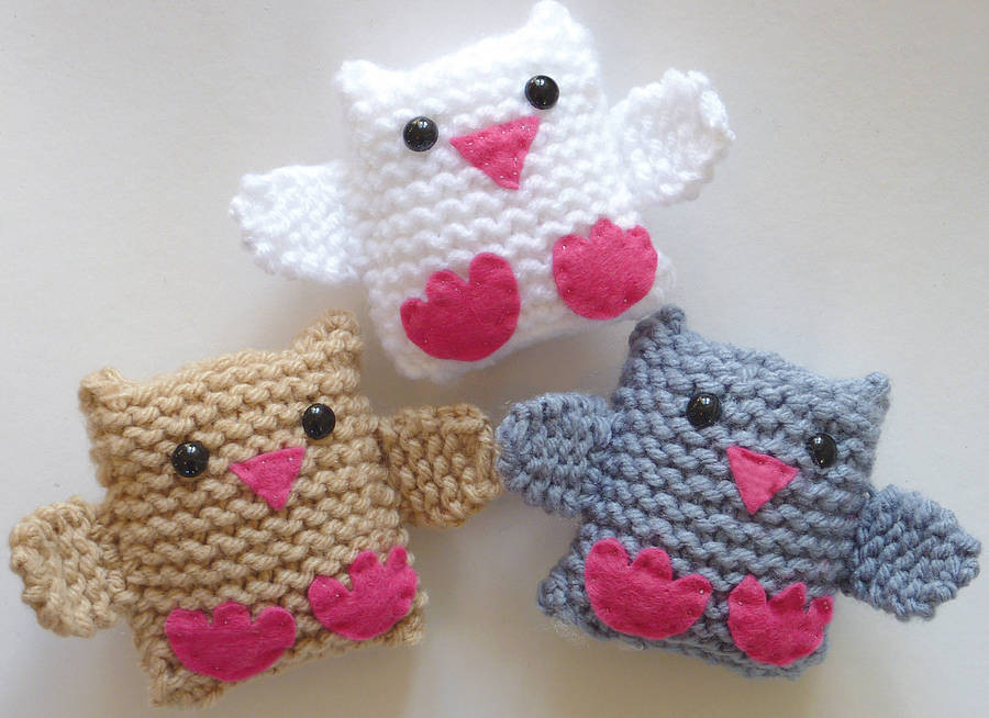 Knitting Kits Inspirational Jingle Birds Learn to Knit Kit by T Horse Knit Kits Of Perfect 44 Images Knitting Kits
