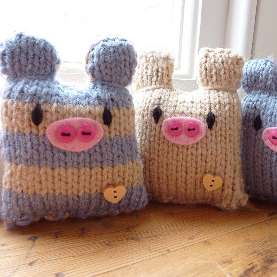 Knitting Kits Lovely Three Little Pigs Knit Kit by T Horse Knit Kits Of Perfect 44 Images Knitting Kits