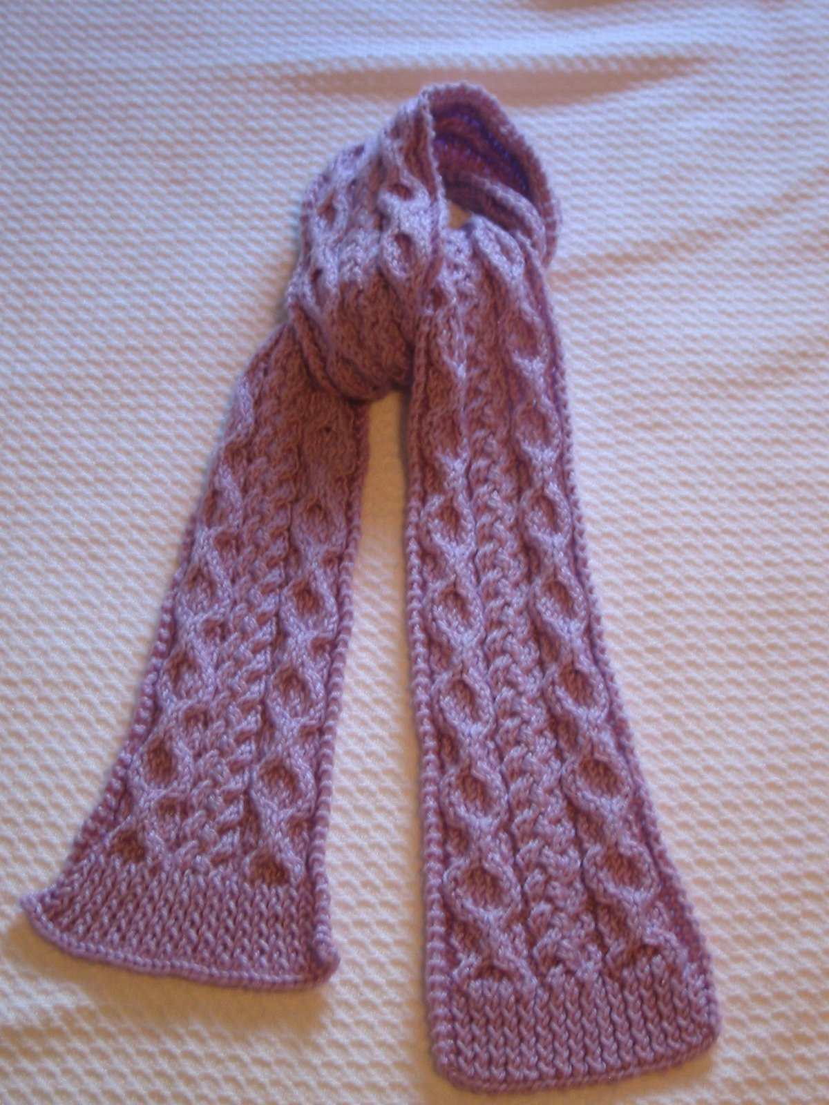 Knitting Lovely Cable Knit Scarf Pattern Of Charming 48 Ideas Knitting