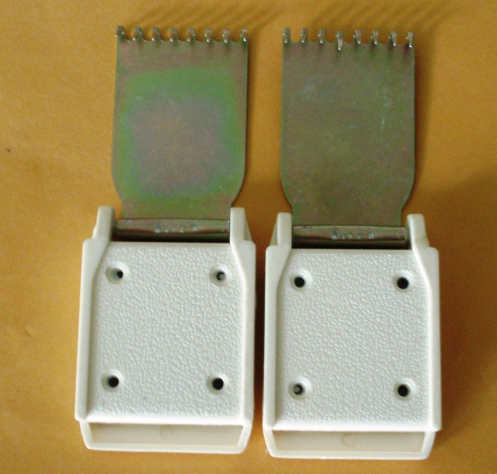 2 New Claw Weight Machine Knitting Brother Knitking SReed