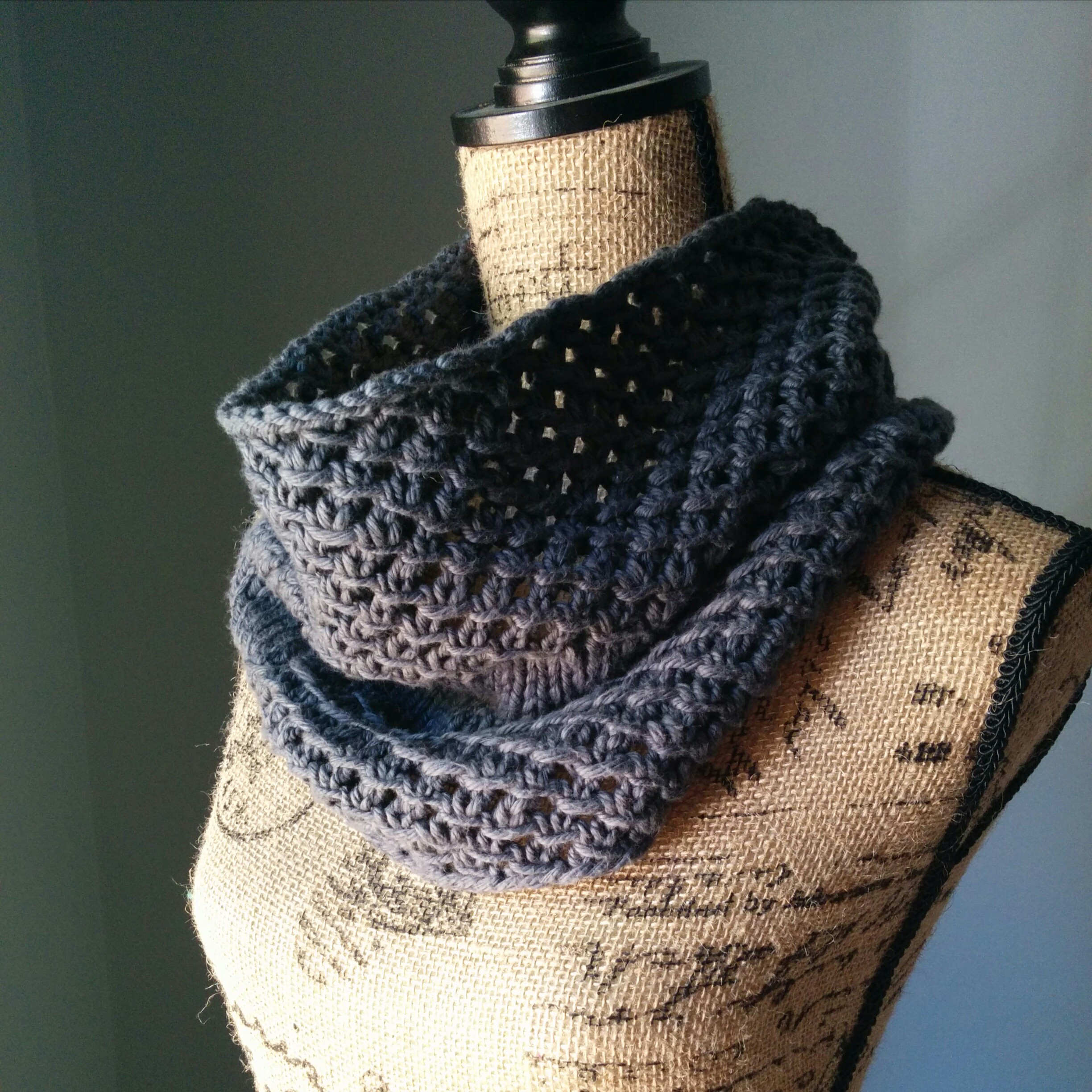 Knitting New Irish Mesh Cowl Purl Avenue Of Charming 48 Ideas Knitting