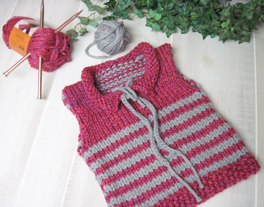 Knitting Patterns for toddlers Best Of Free Striped toddler Vest Size 3 by Laurel Arts Craftsy Of Awesome 49 Images Knitting Patterns for toddlers
