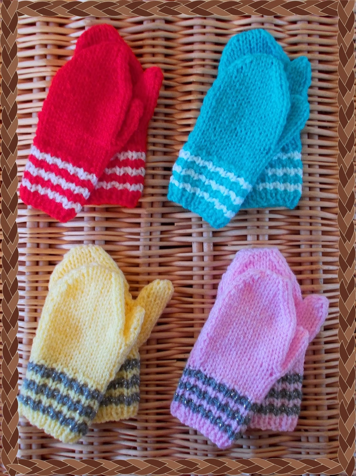 Knitting Patterns for toddlers Lovely Baby Mittens Knitting Patterns Of Awesome 49 Images Knitting Patterns for toddlers