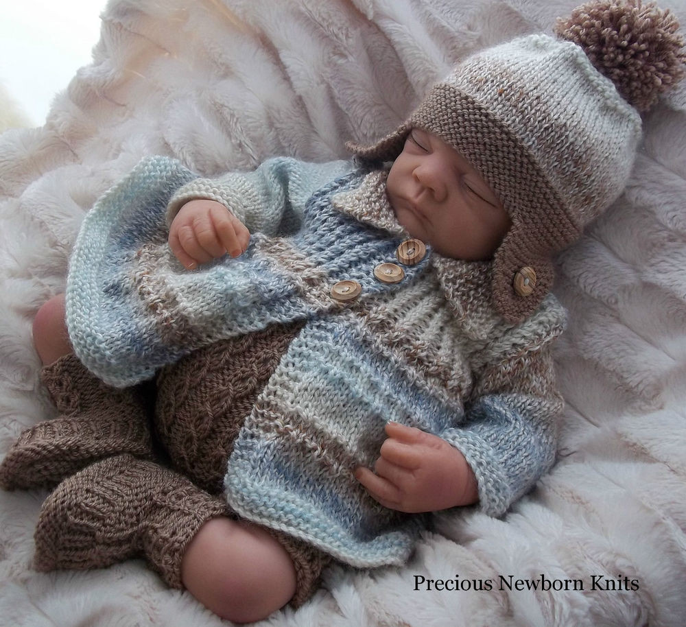 Knitting Patterns for toddlers New Dk Baby Knitting Pattern 38 to Knit Baby Boys or Reborn Of Awesome 49 Images Knitting Patterns for toddlers
