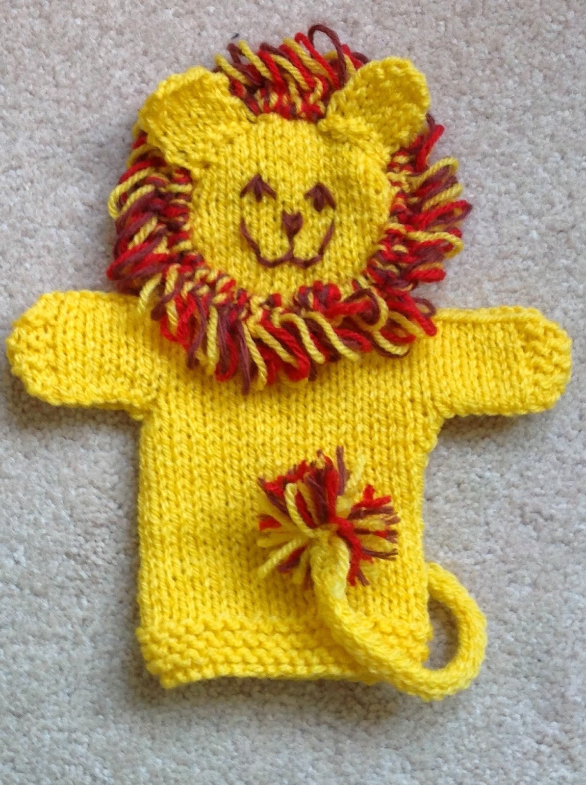 Knitting Patterns Luxury Musings Of the Puppet Lady Lion Puppet Knitting Pattern Of Contemporary 47 Pictures Knitting Patterns